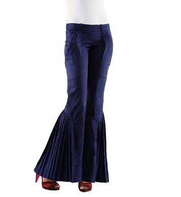 modelos de calças boca de sino