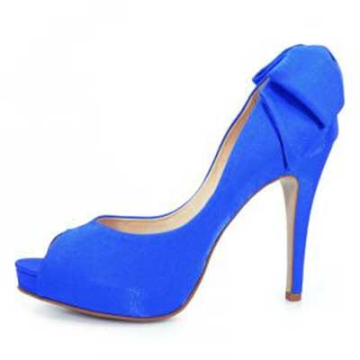 fotos de sapatos para noivas
