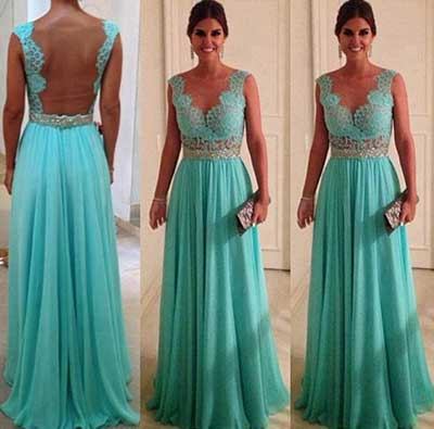 como usar vestido