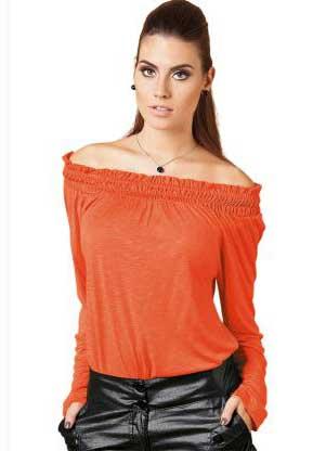 blusas ciganinha femininas