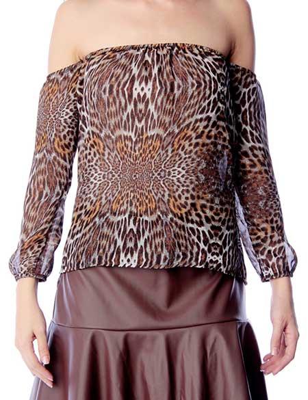 blusas ciganinha da moda