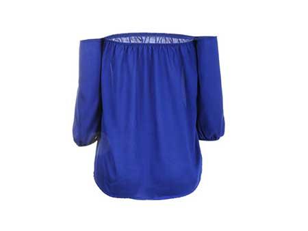blusas ciganinha para gordinhas