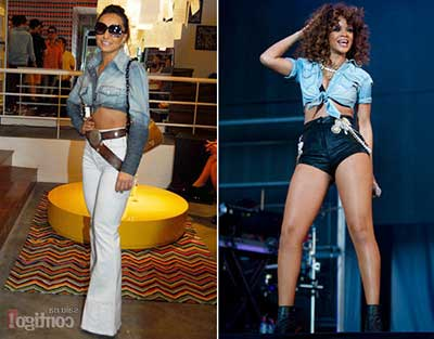 fotos de modelos de blusas cropped