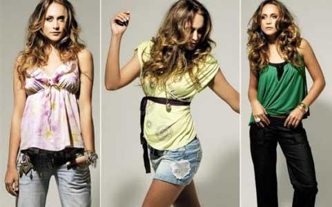 fotos de blusas femininas