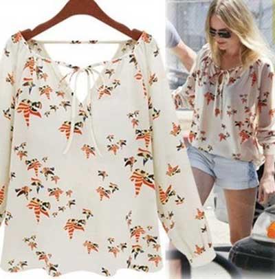 blusinhas da moda jovem
