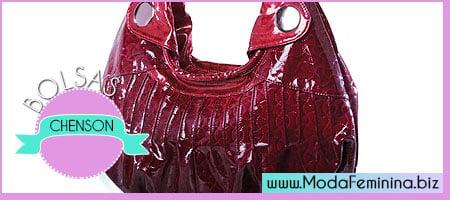 modelos de bolsas chenson