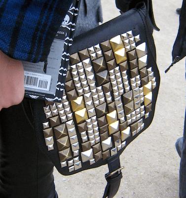 dicas de bolsas de couro