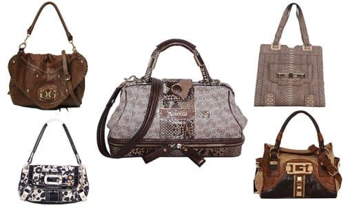 Bolsa Feminina De Couro Guess : Bolsas guess fotos dicas modelos pre?os original