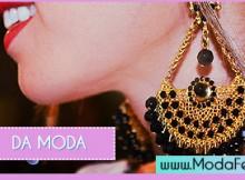 modelos de brincos da moda