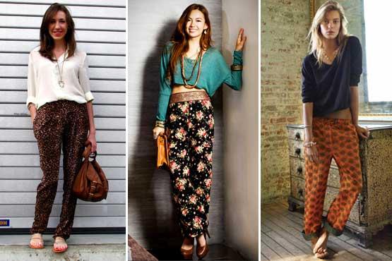 modelos da moda feminina