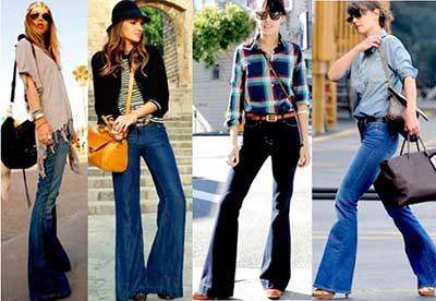 tendências de calças femininas