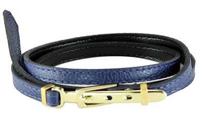 modelo da cor azul