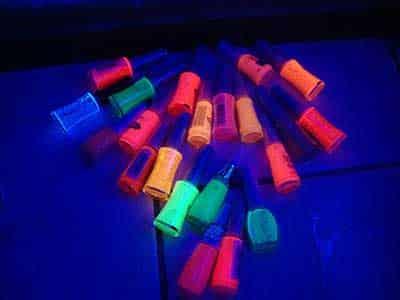 fotos de Esmalte neon