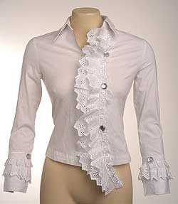 blusinha para secretária