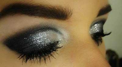 dicas de maquiagem para noite