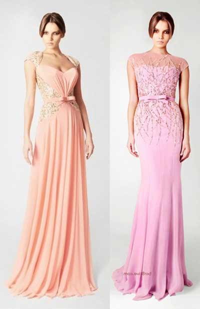 100 Vestidos Para Madrinhas De Casamento