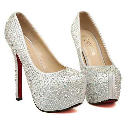 77 Sapatos De Salto Alto Lindos Bonitos E Maravilhosos