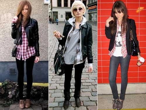 moda grunge