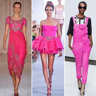fb5f87976 Tendências da Moda Rosa Femininas  Fotos
