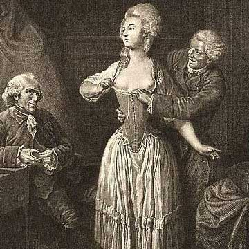fotos de corsets