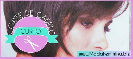 dicas de cortes curtos de cabelo feminino
