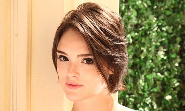 Resultado de imagem para cabelos lisos curtos