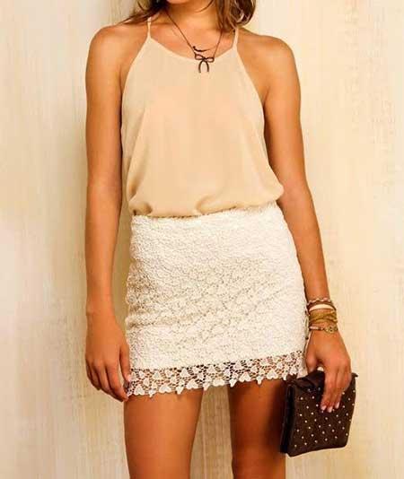modelos de blusa de seda da moda