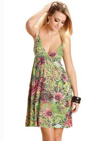 vestidos de alcinha