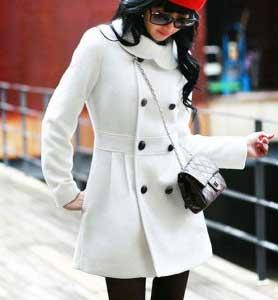casacos de lã femininos