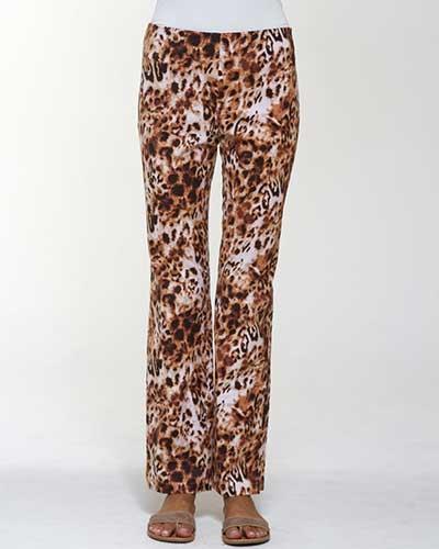 calças estampadas femininas