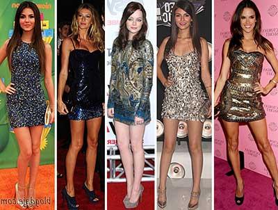 vestidos curtos para convidadas