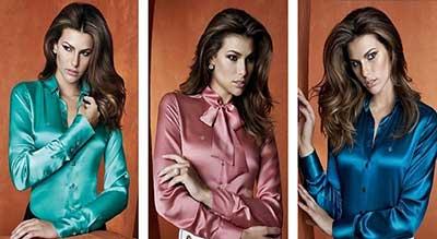 blusa social da moda