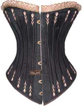 modelos de corsets