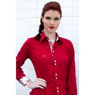 camisas sociais para mulheres
