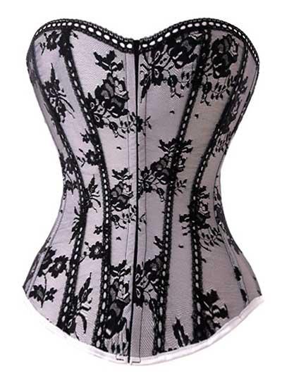 corsets femininos