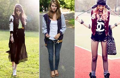 modelos de moda contemporânea