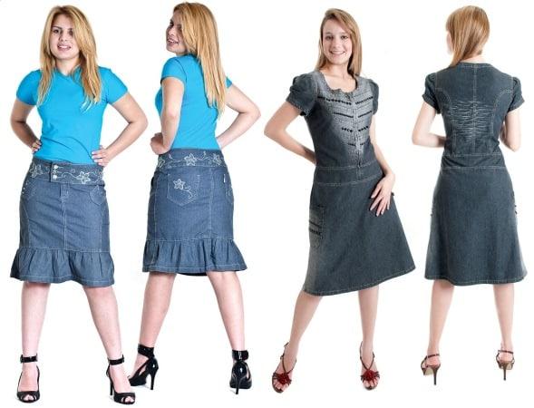 dicas de modelos de moda gospel