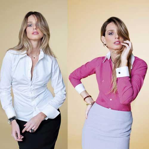 camisas sociais da moda
