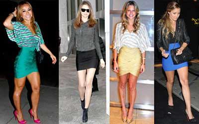 modelos para o inverno