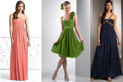 vestidos para madrinhas fashions