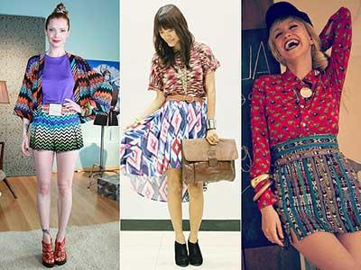 roupas tribais