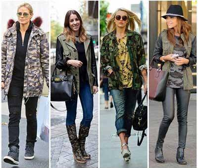 roupas da moda urbana