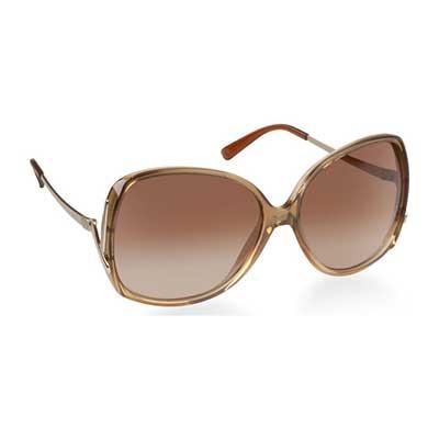 7a0107b038912 45 Modelos de Óculos Vogue Feminino  Escuro