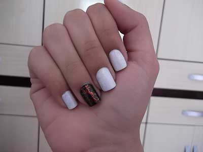 lindas unhas