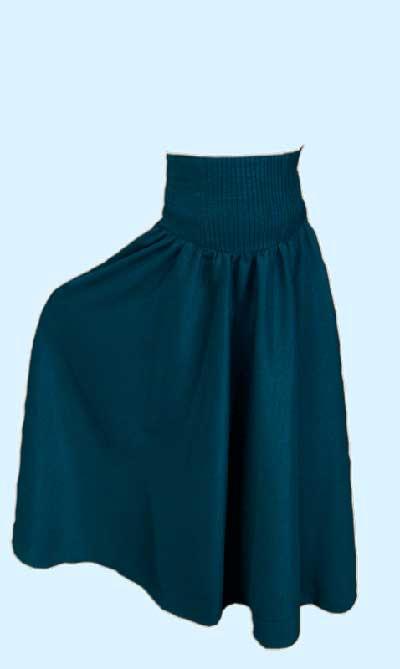 saias tradicionais