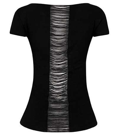 fotos de blusas com franjas