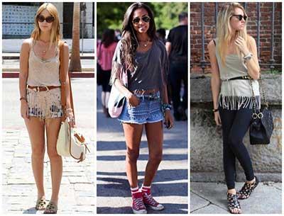 blusas da moda feminina