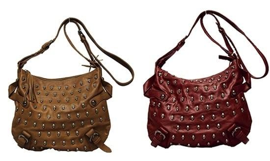 fotos de bolsas de couro
