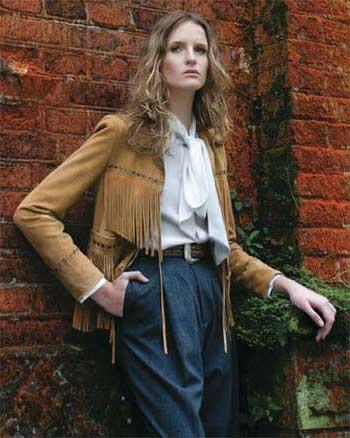 tendências da moda country