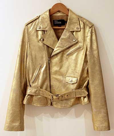 jaquetas de couro para mulheres